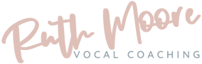 Ruth Moore - Vocal Coaching, Manchester - logo